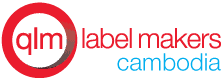 QLM Label Makers Cambodia Logo